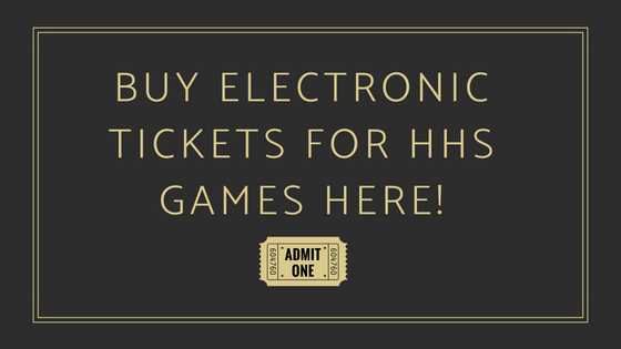 Purchase Electronic Tickets for HHS Games