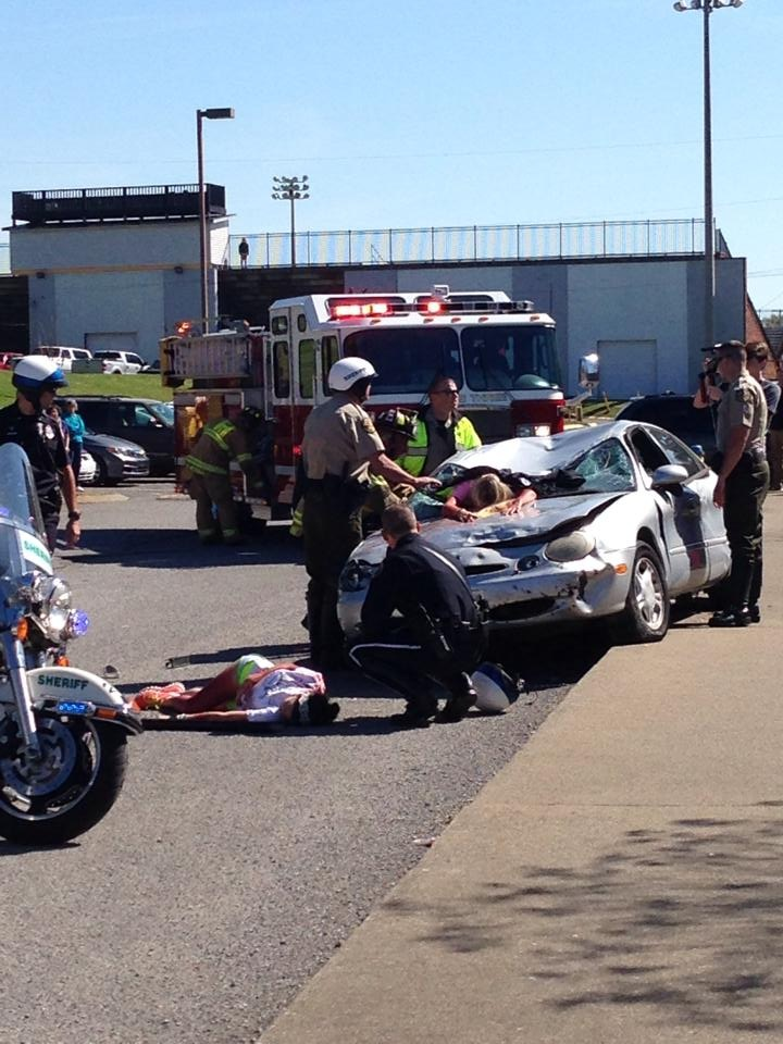 Car Crashes Because Of Texting
